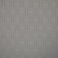 Oyster Grey Chenille Upholstery Fabric - Fiorano 1958
