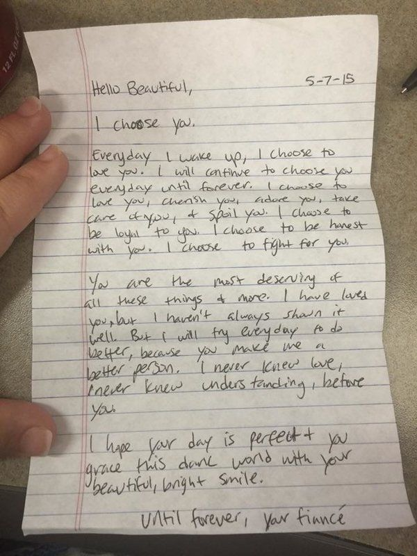 15 Love Notes From Couples Who Have The Relationship Thing ...