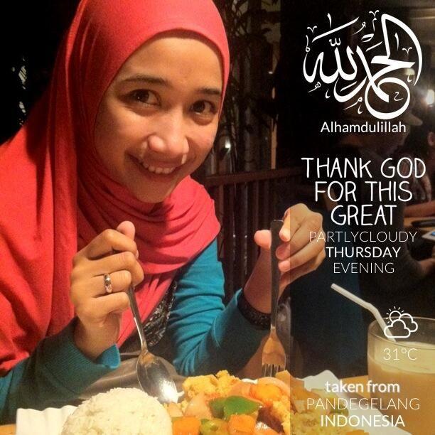 #alhamdulilah #dinner #ainunapp pic.twitter.com/SUIw05avTh