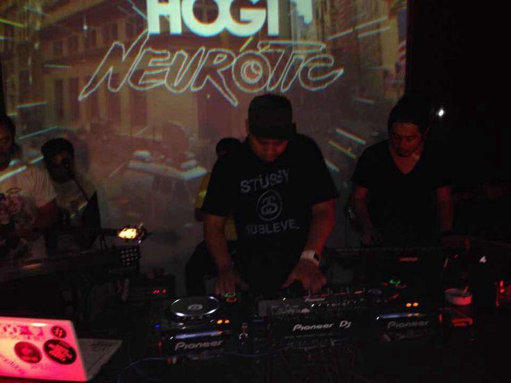Neurotic X DJ HOGI X KIMO Live On 3P.TV