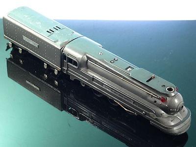 lionel lines 1668 engine streamlined locomotive 1689w. Black Bedroom Furniture Sets. Home Design Ideas
