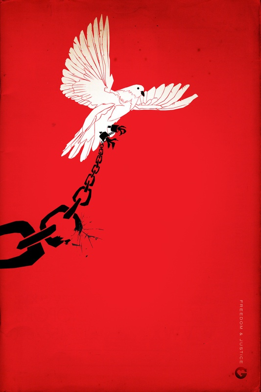 """Justice & Freedom""    by Blaine Fontana"