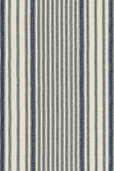 #DashAndAlbert Mattress Ticking Woven Cotton Rug 8' x 10' $364.00