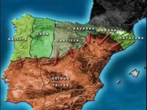 Reconquista española - YouTube