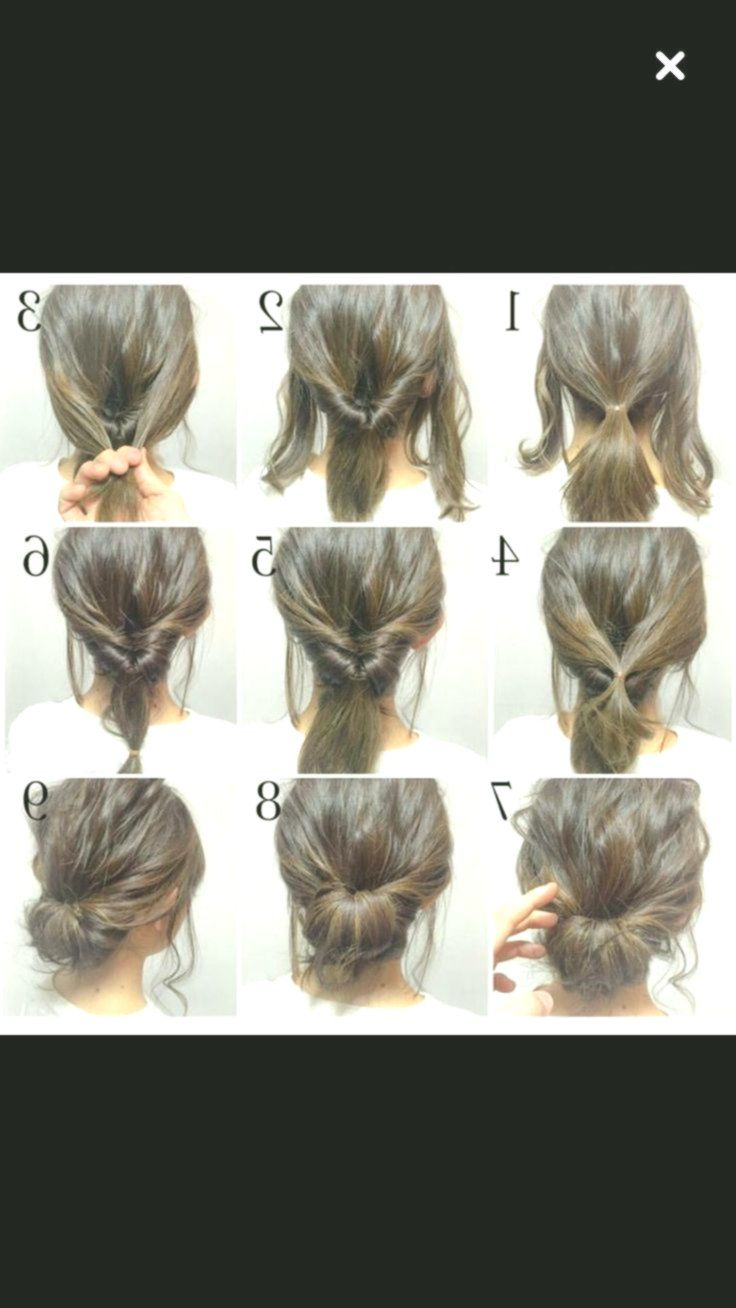 Hair Tutorials B and B Blog, Fashion Blogger, Women's Fashion, Hair Tutorial…