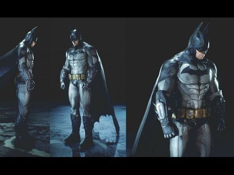 Batman Post-Arkham City Batsuit V7.43 Close Up Details   PS4 Buy this in Amazon: https://goo.gl/Zi6TP3 SUBSCRIBE: http://www.youtube.com/c/shackred?sub_confi...