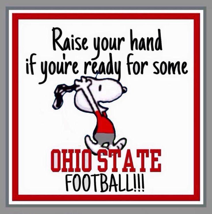 Mejores 336 imágenes de Ohio State Buckeyes en Pinterest | Fútbol ...