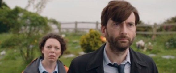'Broadchurch' Series 2 Trailer Debuts - With David Tennant, Olivia Colman Back In Action (VIDEO)