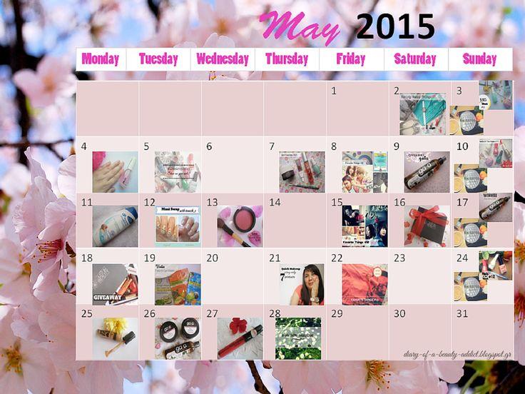 May Summary {2015}