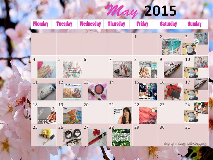 May Summary {2015}