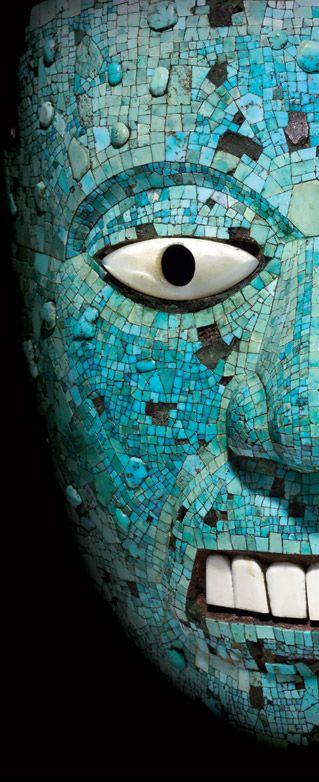 Moctezuma: Aztec ruler, exhibition at the British Museum, Bloomsbury