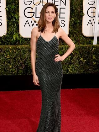 Michelle Monaghan attends the 72nd Annual Golden Globe Awards.