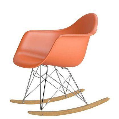 Krzesło bujane Eiffel Rocking insp. RAR