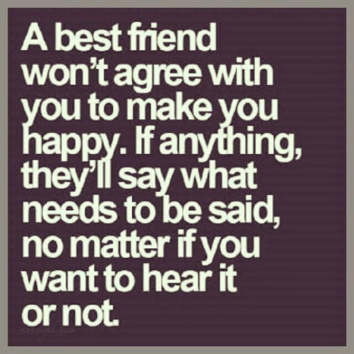Best Friend True Friendship Friendship Quotes