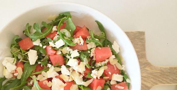 http://www.ilovehealth.nl/watermeloen-salade-met-geitenkaas/