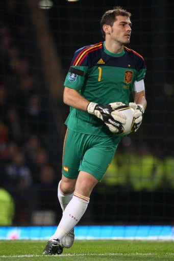 Iker Casillas, Spain