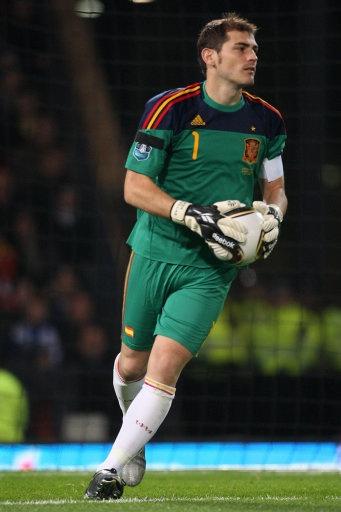 Iker Casillas, Spain
