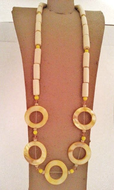 www.BeadingStylish.com will raffle off this Sterling Silver beaded necklace this Saturday April 12th at Patrick Henry Mall in Newport News,VA during a vendor fair.  Bright, Beautiful & Just In Time for Spring!