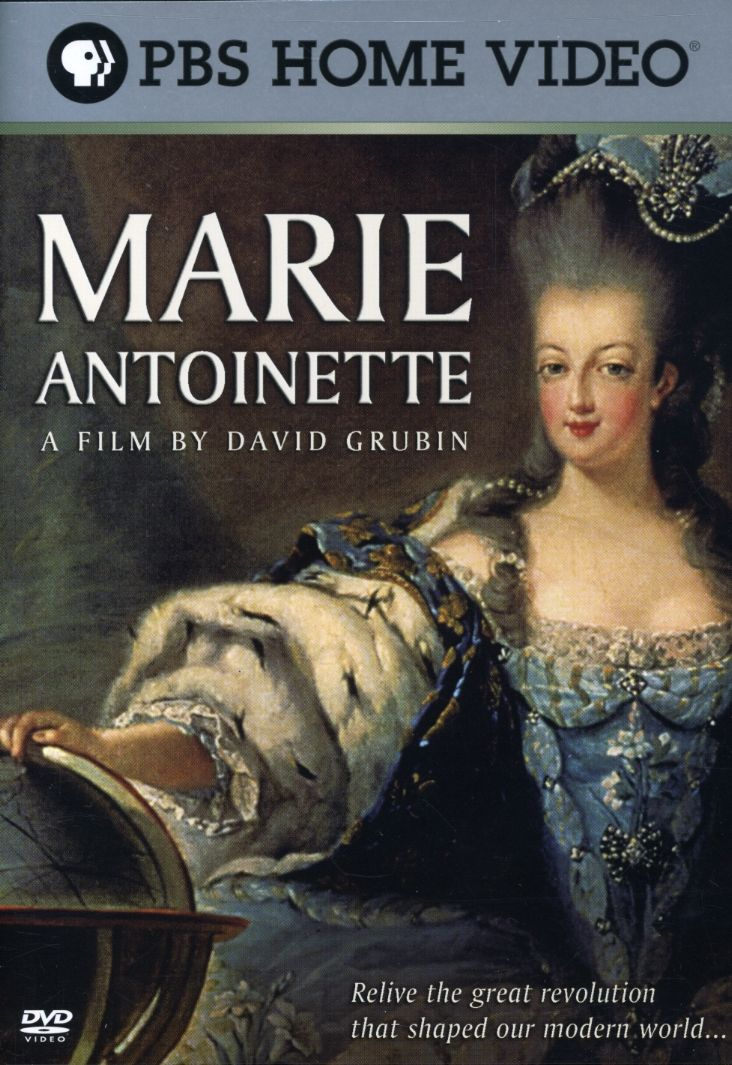 Like Sofia Coppola's feature film, the PBS documentary MARIE ANTOINETTE seeks to dispel the French queen's reputation as a cold and uncaring monarch and reveal her as a misunderstood victim of history