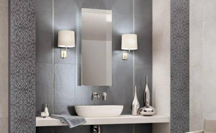 Oltre 25 fantastiche idee su bagni moderni su pinterest design per bagno moderno - Rivestimento bagno moderno ...