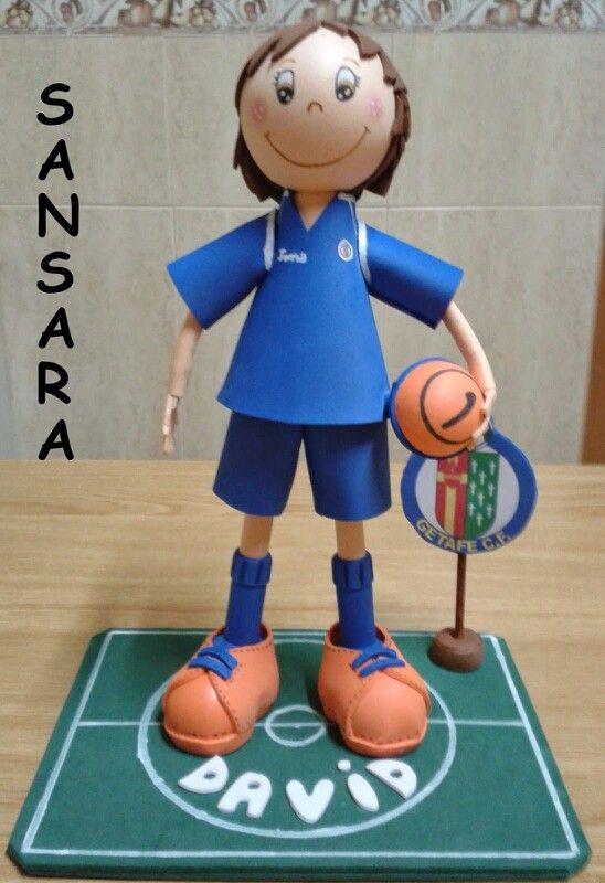 Futbolista Club de Futbol del Getafe infantil