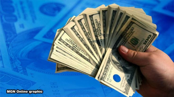 UNCLAIMED PROPERTY: See if the state has any for you.  The state of Kansas has millions of dollars in unclaimed property