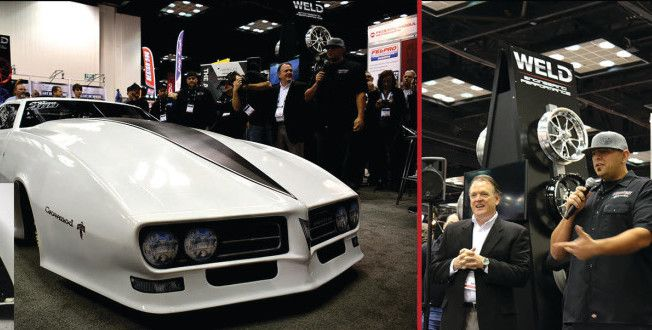 """Justin """"Big Chief"""" Shearer reveals the new """"Crow Mod"""" Firebird that will replace his beloved 1972 LeMans."""