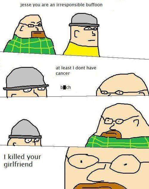 Breaking Bad meme #heisenberg