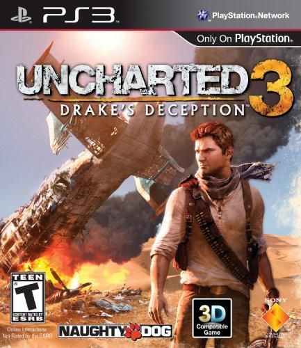 Uncharted 3: Drake's Deception - Playstation 3