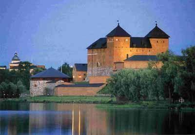 The Häme Castle, Finland