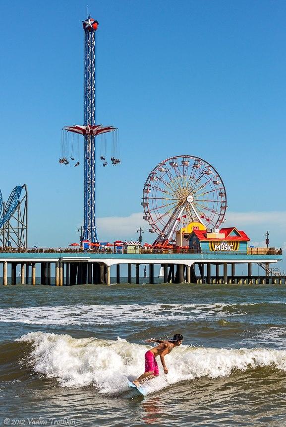 123 Best Galveston Island Historic Pleasure Pier Images On