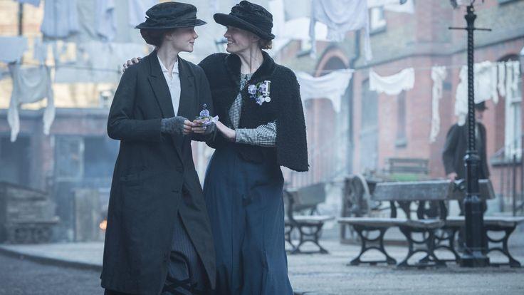 Suffragette, Carey Mulligan, Helena Bonham Carter