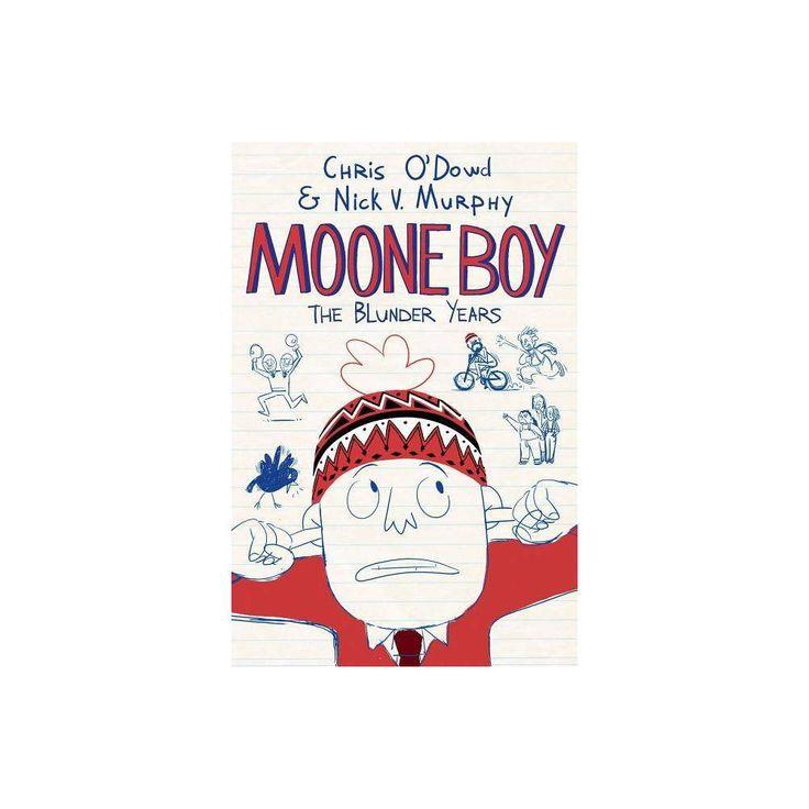 Moone Boy – by Nick V Murphy (Paperback)