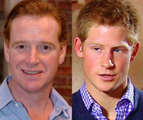 Prince Harry Paternity Scandal: Princess Diana's Lover James Hewitt Met Di 18 Months BEFORE Harry Was Born?