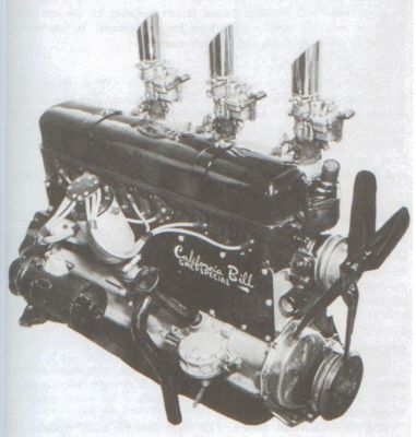 F E C A F A F D Be on Chevy 235 6 Cylinder Engines