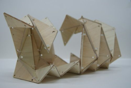 Models which we developed into our final structure design.