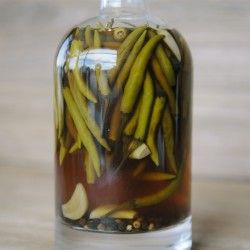 Recipe: Southern-style Vinegar Pepper Sauce — Our Daily Brine. Not fermented but sounds YUM!!!
