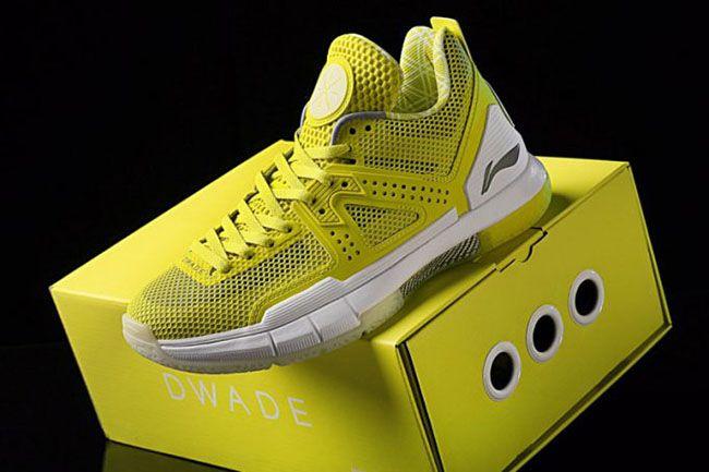 http://SneakersCartel.com Li-Ning Way of Wade 5 'White Volt' Release Date #sneakers #shoes #kicks #jordan #lebron #nba #nike #adidas #reebok #airjordan #sneakerhead #fashion #sneakerscartel http://www.sneakerscartel.com/li-ning-way-of-wade-5-white-volt-release-date-2/