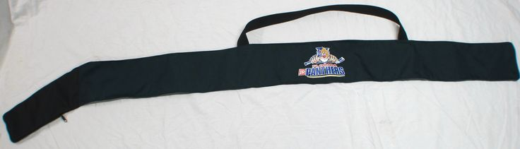 Custom Hockey Stick Bag, Hockey stick bag made to last with 1000 Denier nylon made in team colors, heavy duty thread, and zipper, holds 2-3 sticks. Personalization available with your logo, and name.