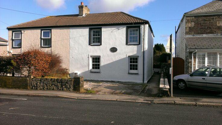 THOMAS MERRITT   Illogan Highway, Redruth, Cornwall: The home of the Cornish composer     ✫ღ⊰n