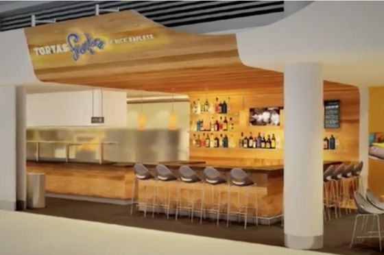 International Terminal at O'Hare To Gain Bayless, Lettuce, More ...