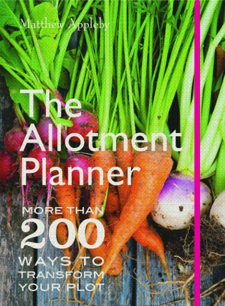 The Allotment Planner Book Review - Xmas wish list!!!!