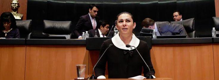 Por una Ley Federal que proteja a los deportistas de México: @AnaGabrielaGue