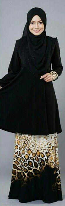 Hijab & kurung @callysta_hq