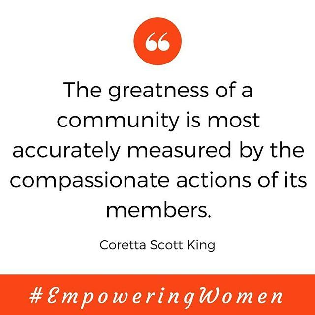 Coretta Scott King was instrumental in the Civil Rights Movement and after her husband's death continued the fight for equal rights for African Americans, women, and LGBT Americans. She was the epitome of an empowering woman who fought for peace, justice, freedom and dignity for all. #EmpoweringWomen #EliminateRacism #EmpoweringWoman #YWCA #YWCAElPaso #OnAMission #CorettaScottKing #MLK