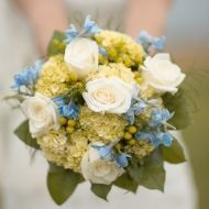 Ocean View Bridal Bouquet - Ocean View Bridal Bouquet > View Full-Size Imag... | View, Bouquet, Ocean, Aud, Purchased | Bunches