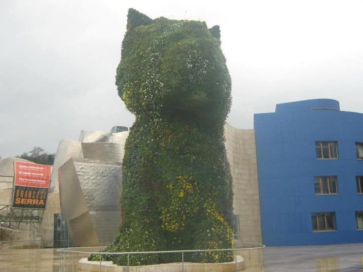 Museo Guggenheim Bilbao  Dulce Gala