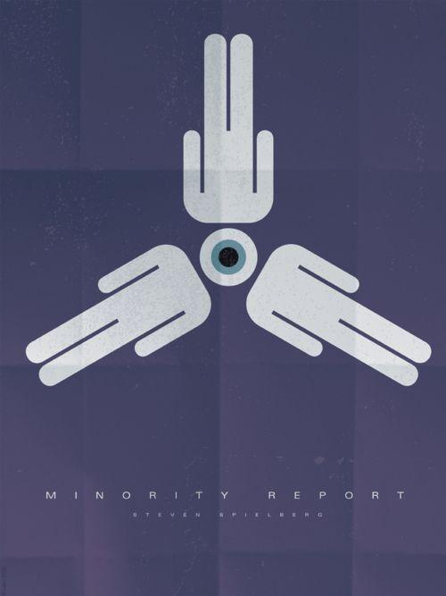 I just watched Minority Report (2002) last night. Suspenseful scifi adventure. 11/26/12
