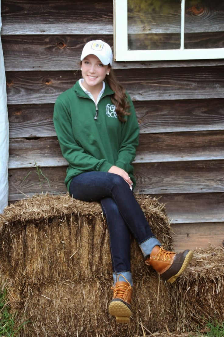 #LLBean Boot style via blogger Gimme Glamour - Southern, Classic and Stylish #Bean Boots:
