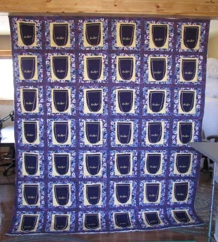 134 best Crown Royal quilts images on Pinterest | Crowns, Blankets ... : crown royal quilt patterns free - Adamdwight.com